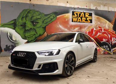 Acheter Audi RS4 Pack Dynamique pot sport toit pano Occasion