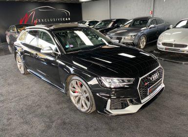 Achat Audi RS4 V6 2.9 TFSI 450 ch QUATTRO TIPTRONIC Occasion
