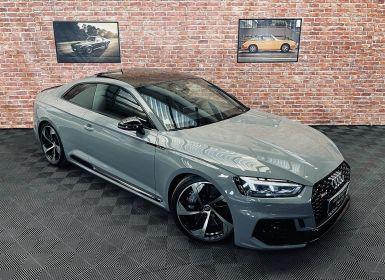 Achat Audi RS5 2.9 TFSI 450 Quattro GRIS NARDO Occasion