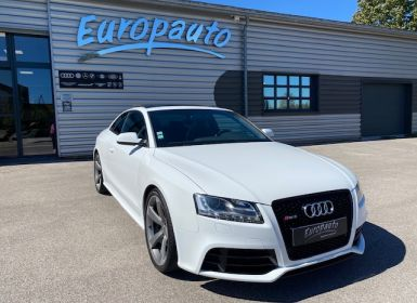 Achat Audi RS5 4,2 V8 450CH Quattro S-tronic Occasion