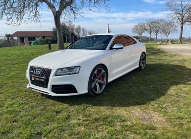 Voiture Audi RS5 4.2 V8 FSI 450CH QUATTRO S TRONIC 7 Occasion