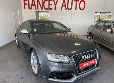 Vente Audi RS5 4.2 V8 FSI QUATTRO Occasion