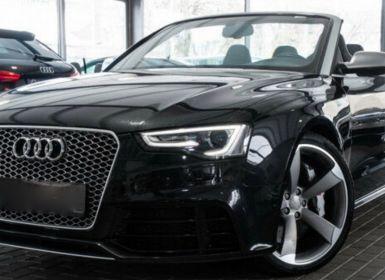 Voiture Audi RS5 CABRIO 4.2 FSI 450 QUATTRO Occasion