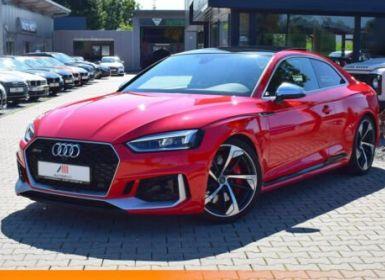Vente Audi RS5 Coupé / GPS / BLUETOOTH / RADAR DE RECUL / CAMERA AVANT ARRIERE / COCKPIT VIRTUEL / PHARE LED / TOIT OUVRANT / PILOTAGE AUTOMATIQUE / GARANTIE 12 MOIS Occasion