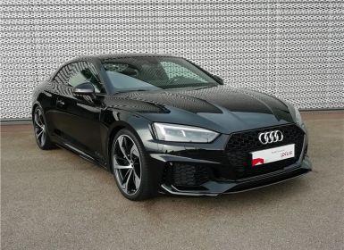 Vente Audi RS5 Coupé V6 2.9 TFSi 450 Tiptronic 8 Quattro  Occasion
