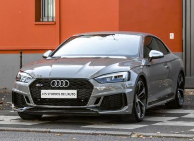 Achat Audi RS5 II 2.9 V6 TFSI 450ch quattro tiptronic 8 Occasion