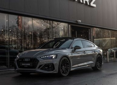 Achat Audi RS5 SPORTB NARDOGREY - FULL RS - B&O - MATRIX&DYNAMIC LIGHTS Occasion
