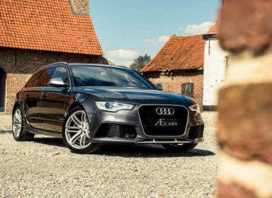 Audi RS6 - CARBON INTERIOR - SPORT EXHAUST Occasion