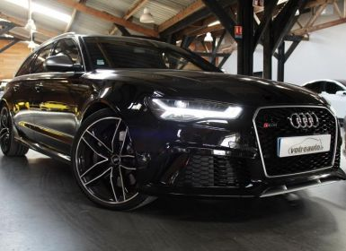 Vente Audi RS6 (3E GENERATION) III (2) AVANT 4.0 TFSI 560 QUATTRO TIPTRONIC Occasion