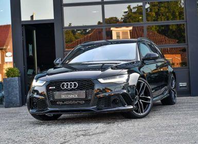 Audi RS6 4.0 Quattro - LICHTE VRACHT - BEIGE HONEYCOMB - Occasion