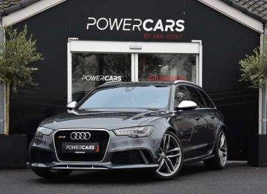 Audi RS6 4.0 V8 | AVANT | 71.000 KM | 560 PK | DYNAMIC PACK Occasion