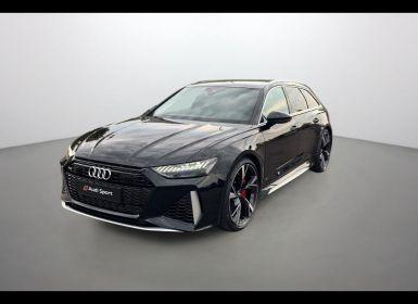 Vente Audi RS6 4.0 V8 TFSI 600ch quattro Tiptronic Neuf