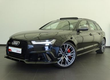 Achat Audi RS6 4.0 V8 TFSI 605ch performance quattro Tiptronic Occasion
