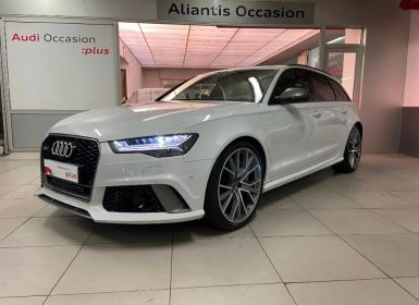 Vente Audi RS6 4.0 V8 TFSI 605ch performance quattro Tiptronic Occasion