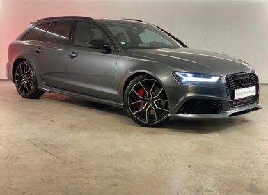 Vente Audi RS6 4.0 V8 TFSI 605ch performance quattro Tiptronic Occasion