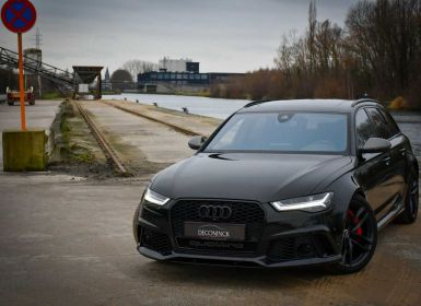 Audi RS6 4.0 V8 TFSI PERFORMANCE 605PK - AKRAPOVIC Occasion