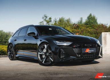 Achat Audi RS6 4.0 V8 TFSI Quattro *Pano*B&O*Matrix*Ceramic Neuf