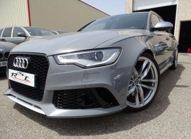 Vente Audi RS6 4.0L 560PS TFSI Tipt/ Gris Nardo FULL Options  Occasion