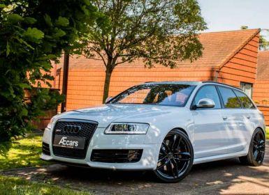 Vente Audi RS6 5.0-V10 - QUATTRO - TIPTRONIC - SUZUKA GREY Occasion