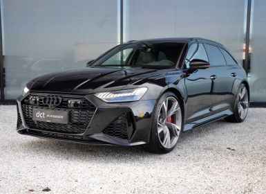 Vente Audi RS6 All Black Laser B&O Pano 22'Alu HUD Neuf