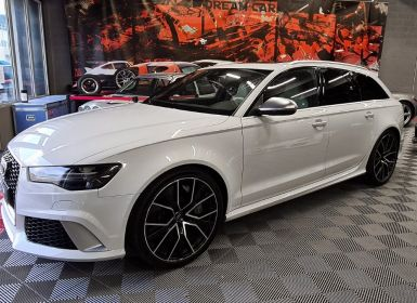 Achat Audi RS6 AUDI RS6 PERFORMANCE 4.0 TFSI 605CH Occasion