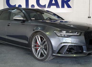 Vente Audi RS6 AVANT Occasion