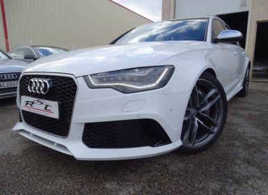 Vente Audi RS6 AVANT 4.0 TFSI 560 QUATTRO TIPTRONIC/ Freins Céramique GPS Bi xenon Occasion