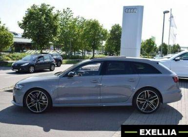 Acheter Audi RS6 Avant 4.0 TFSI Quattro  Occasion