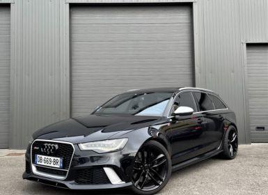 Audi RS6 avant 4.0 v8 tfsi 560ch