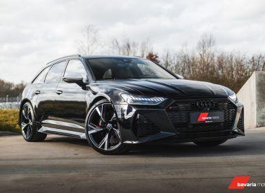 Vente Audi RS6 Avant 4.0 V8 *360°* DYNAMIC PLUS* Occasion