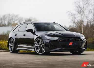 Vente Audi RS6 Avant 4.0 V8 *CERAMIC* DYNAMIC PLUS*Mythos Black Neuf