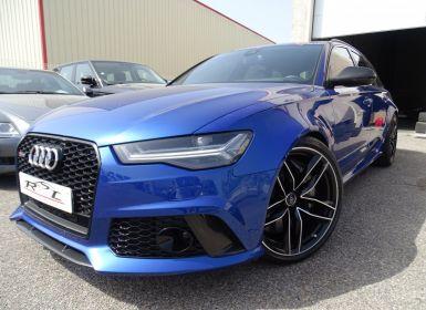 Audi RS6 AVANT 4.0L TFSI Tipt 560Ps /Pack Carbone int et ext Echap Sport ....