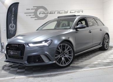 Vente Audi RS6 Avant 605ch performance exclusive Occasion