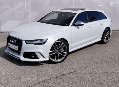 Vente Audi RS6 AVANT Avant Performance V8 4.0 TFSI 605 Quattro Tiptronic 8 Occasion