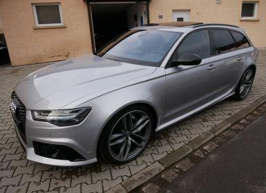 Acheter Audi RS6 Avant Performance, Pack Dynamique Plus, Toit pano, ACC, Caméra 360° Occasion