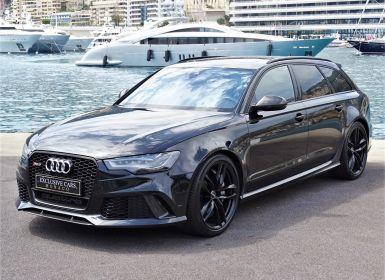 Vente Audi RS6 AVANT QUATTRO 560 CV Leasing