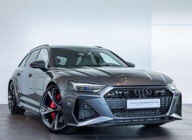 Achat Audi RS6 Avant Quattro Tiptronic Matrix B&O HUD Pano ACC Occasion