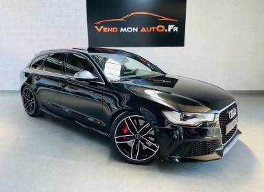 Vente Audi RS6 AVANT V8 4.0 TFSI 560 QUATTRO TIPTRONIC 8 Occasion
