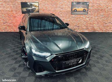 Vente Audi RS6 Avant V8 4.0 TFSI 600 CV Occasion