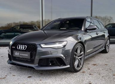 Audi RS6 Black Optic Active Cruise Pano BOSE 21'Alu Occasion