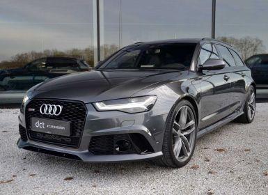 Vente Audi RS6 Black Optic Active Cruise Pano BOSE 21'Alu Occasion