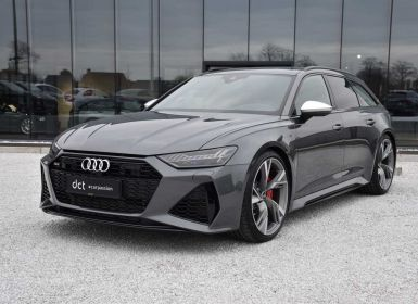 Vente Audi RS6 Black optic Laser B&O Pano 22'Alu HUD Neuf