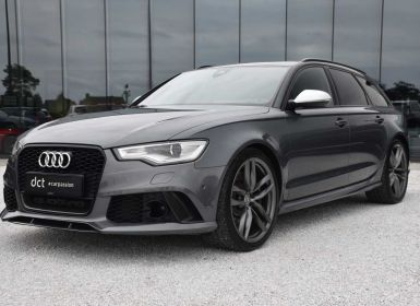 Vente Audi RS6 CarbonPack Nightvision B&O Pano ACC Occasion