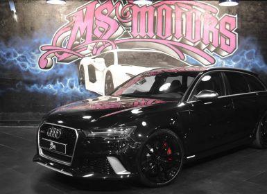 Achat Audi RS6 III AVANT 4.0 TFSI 560 QUATTRO TIPTRONIC Occasion