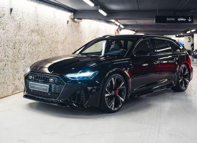Vente Audi RS6 IV 4.0 TFSI 600 53CV QUATTRO TIPTRONIC 8 Leasing