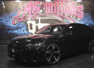 Vente Audi RS6 IV 4.0 TFSI 600 QUATTRO TIPTRONIC 8 Occasion