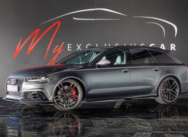 Audi RS6 Performance 605 Ch (phase 2) - Révisée 2021 - Garantie 12 Mois - Régul. Adaptatif, Pack Design, Attelage, Quattro Sport, VMax 280, ...