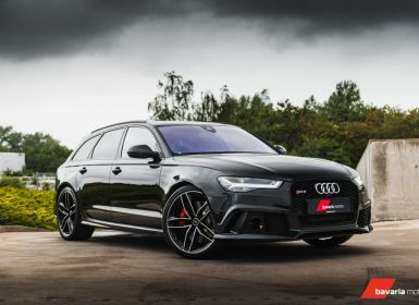 Vente Audi RS6 Performance Black Line *MATRIX* Full Option Occasion