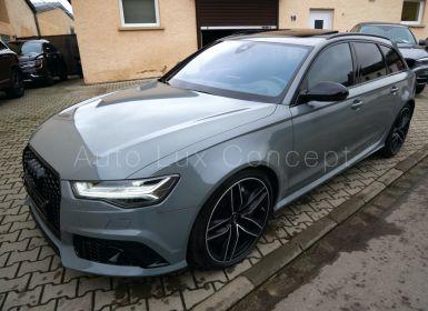 Audi RS6 Performance, Pack Dynamique +, Toit pano, ACC, Caméra 360°, Affichage tête haute, MALUS PAYÉ