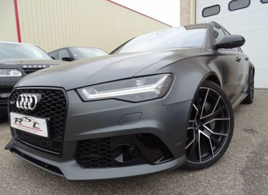 Audi RS6 RS6 Performance 4.0L TFSI 605ps Tipt/ Full options Céramique Panoramique  Cameras 360